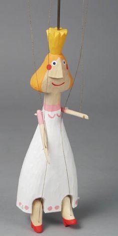 by Bara Hubena Czech - by Bara Hubena Czech --- #Theaterkompass #Theater #Theatre #Puppen #Marionette #Handpuppen #Stockpuppen #Puppenspieler #Puppenspiel