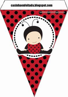 Charming Child: Baby Ladybug Tea Kit To Print Free