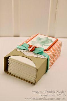 Taschentuchverpackung