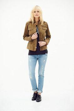 ECOSPHERE • ekologiska, etiska & klimatsmarta kläder & accessoarer - Kuyichi - Monty Jacket