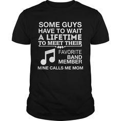 My Favorite Band Member Calls Me Mom Best Gift : shirt quotesd, shirts with sayings, shirt diy, gift shirt ideas  #hoodie #ideas #image #photo #shirt #tshirt #sweatshirt #tee #gift #perfectgift #birthday #Christmas