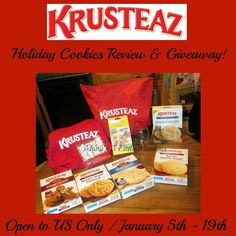Mami's 3 Little Monkeys: Krusteaz Holiday Cookie Baking Review & Giveaway!