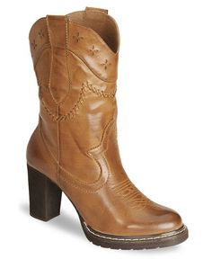 7733f63af316 Roper Rock Star Shorty Cowgirl Boot - Round Toe Cowgirl Boots