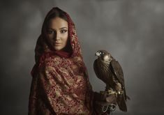 1x.com is the world's biggest curated photo gallery online. Each photo is selected by professional curators. Girl with falcon by Gabor Kanovits , AFIAP