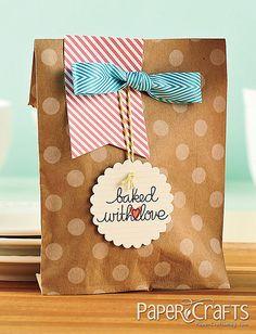 @Ashley Marcu - Paper Crafts magazine