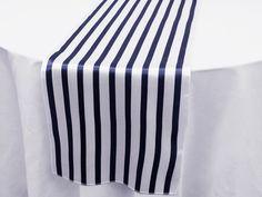 Ever Lovable Stripes Table Runner