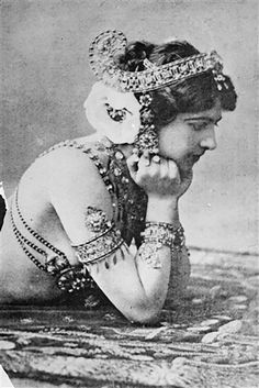 """The dance is a poem of which each movement is a word"" — Mata Hari"