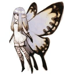 Airy Concept from Bravely Default