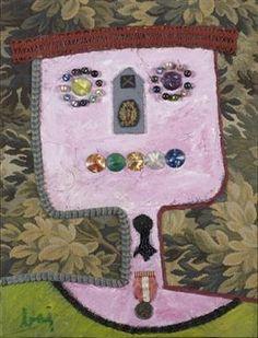 Le Petit Decore - Enrico Baj Billy Childish, Neo Dada, Max Ernst, Art Database, Italian Artist, Caricature, Sculpture, My Favorite Things, Create