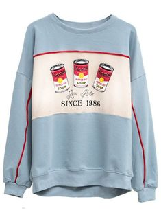 GET $50 NOW   Join Zaful: Get YOUR $50 NOW!http://m.zaful.com/crew-neck-pepper-pot-graphic-sweatshirt-p_240187.html?seid=1722354zf240187