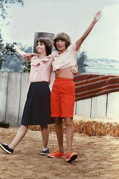 Laverne DeFazio & Shirley Feeney aka Penny Marshall & Cindy Williams