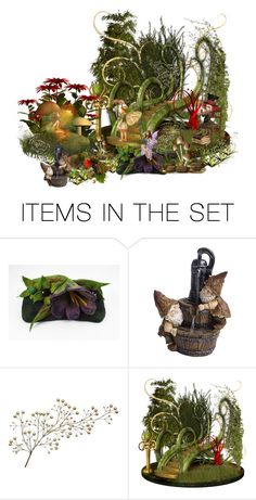"""Pixie dust"" by outfitsloveyou ❤ liked on Polyvore featuring art"