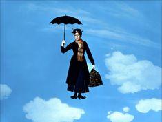 Huir de una conversación haciendo un Moonwalk: MARY POPPINS