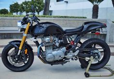 Cafe racer Yamaha