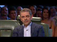 "Rowan Atkinson demonstrating how funny ""Bob"" can be"
