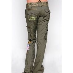 Innovative Girls Camo Cargo Pants Tumblr