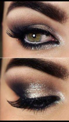 Gorgeous! Want my eye like this for the wedding.