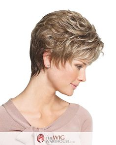 Acclaim Luxury Synthetic Monofilament Top Wig By Gabor