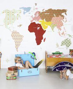 tienda online telas & papel | Murales papel pintado