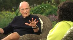How is the art of manifestation different from the law of attraction? Watch as Dr. Wayne Dyer explains how we all have the ability to manifest anything we want into our lives. Deepak Chopra Meditation, Super Soul Sunday, Wayne Dyer, Oprah, Relationship Advice, My Books, At Least, Spirituality, God