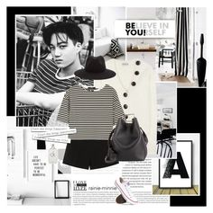 """""""Believe in yourself"""" by rainie-minnie ❤ liked on Polyvore"""