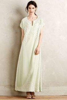 Pankaj & Nidhi Vizanna Maxi Dress #anthrofave