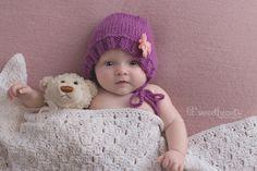 3-4 month old posing idea