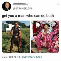 Thor is up for battle AND fun! Funny Marvel Memes, Dc Memes, Marvel Jokes, Avengers Memes, Funny Comics, Marvel Dc, Marvel Actors, Marvel Comics, Thor