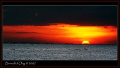 Manila Bay Sunset Philippines