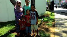 Family slamet mustofa
