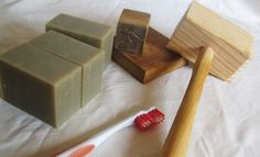 I just got a new soap stamp and I am really pleased.  I have worked with several different types of soap stamps – my very first one w...