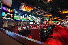 Silverton Hotel & Casino – Sports Book – Las Vegas, Nevada