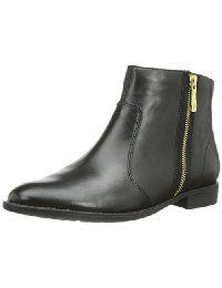 Amazon.es  Botines planos para mujer  Zapatos y complementos 0662f3a932a8