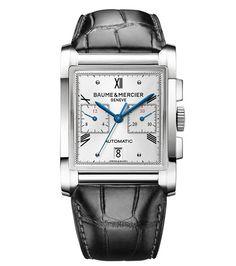 Baume & Mercier's Hampton Automatic Chronograph