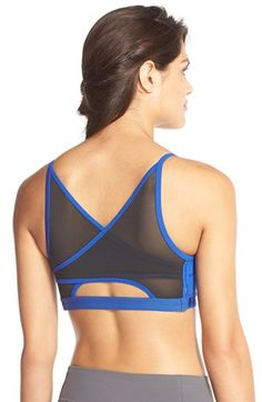 After my post yesterday on my new Simulacra open-back top, I thought it time to do a post on cute sports bras.
