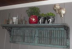 wood shutter ideas | ... Shutter Inspirations-28 Ways to Decorate and Repurpose Old Shutters
