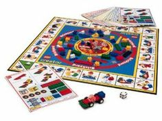 Amazon.com: LEGO Creator: The Race to Build It Board Game: Toys & Games