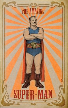 Super-man copy