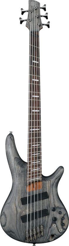 Ibanez SRFF805 Fanned Fret 5-String Bass Guitar