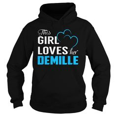 [Cool shirt names] This Girl Loves Her DEMILLE  Last Name Surname T-Shirt  Coupon 15%  This Girl Loves Her DEMILLE. DEMILLE Last Name Surname T-Shirt  Tshirt Guys Lady Hodie  SHARE and Get Discount Today Order now before we SELL OUT  Camping girl loves her demille last name surname nee shirt this girl