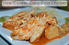 Slow Cooker Coca Col