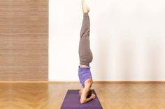 Yoga For Weight Loss - Shirshasana