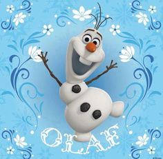 Olaf from Disney Frozen