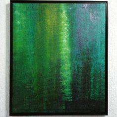 Arte Verde. By Raq Piffer Sala Grande, Sculpture, Paintings, Blue, Good Ideas, Green Art, Abstract Backgrounds, Paint, Painting Art