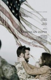 Favorite Film: American Sniper starring Bradley Cooper and Sienna Miller. Bradley Cooper played the role of Chris Kyle, a legend. The Arts should be about truth, which Clint Eastwood and Jason Hall loosely but profoundly revealed. Chris Kyle, Jason Dean, Chris Evans, Sienna Miller, Bradley Cooper, Clint Eastwood, Luke Grimes, Sam Jaeger, Film 2015