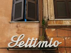 """""""From the outside, Settimio al Pellegrino looks like nothing—a glass door and an old sign. You ring a bell, and the owner, Mario, has to like the look of you before you're let in. You eat whatever Teresa, his wife, has prepared that day: usually two pastas, a meat, and a fish. Sometimes they have stracciatella, an egg soup you almost never find anymore. It's real cucina casalinga[home cooking], but it's delicious."""""""