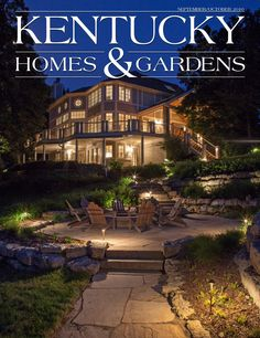 Check out Trex Outdoor Lighting on page 26 in the latest issue of Kentucky Homes and Gardens!
