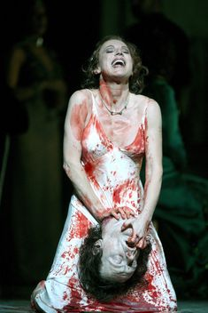 Salome: a bloody and brutal heroine for our age? Strausss opera with its necrophilia nudity and sheer nastiness is - and always was - a huge challenge for singers. Salome Oscar Wilde, Anthony Holden, Coming Of Age, The Guardian, History, Singers, Challenge, Pictures, Stage