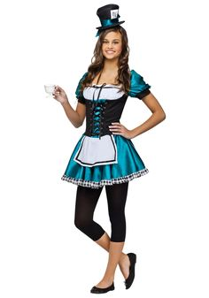 Home Halloween Costume Ideas Alice In Wonderland Whimsical Mad Hatter