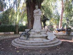 Monumento a Bécquer, Sevilla